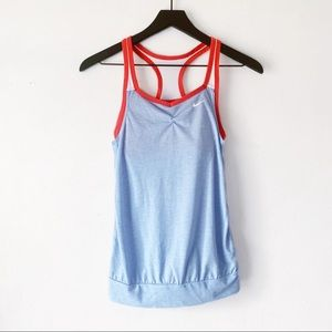 Nike Dri Fit Red White & Blue Racerback Tank Top